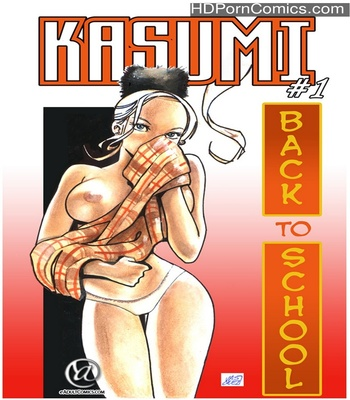 Porn Comics - Kasumi 1 – Back To School Sex Comic