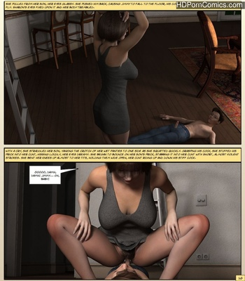 Kathy Andrews – Mother Gets Horny11 free sex comic