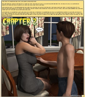 Kathy Andrews – Mother Gets Horny15 free sex comic