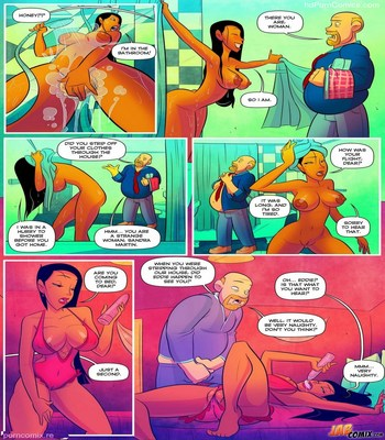 Keeping It Up With The Joneses Chapter 02 free Porn Comic sex 14