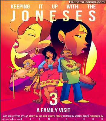 Porn Comics - Keeping It Up With The Joneses 3 – Porncomics free Porn Comic