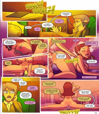 Keeping It Up With The Joneses Chapter 03 free Porn Comic sex 20