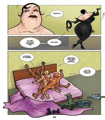 Keys 3 – Hotel Sex Comic