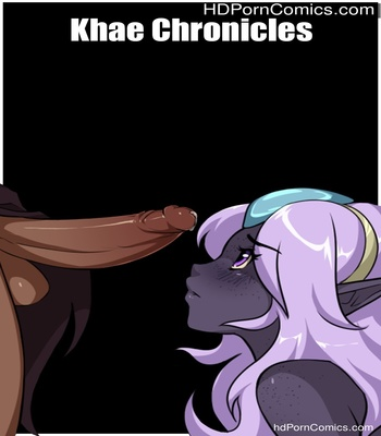 Porn Comics - Khae Chronicles Sex Comic