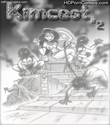 Porn Comics - Kimcest 2 Sex Comic