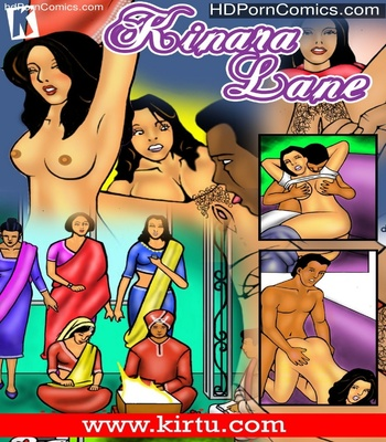 Porn Comics - Kinara Lane 1 Sex Comic