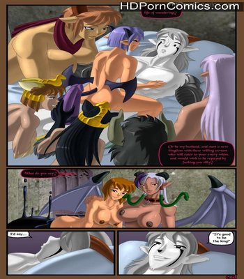 King Of The Monsters Sex Comic sex 11