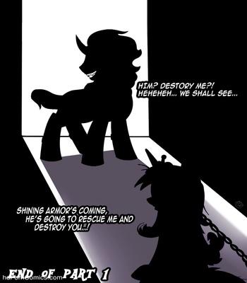 King Sombra Rapes Princess Cadance 12 free sex comic