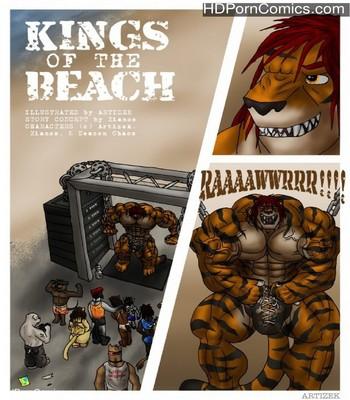 Porn Comics - Kings Of The Beach Sex Comic