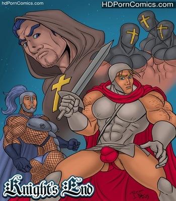 Porn Comics - Knight's End Sex Comic