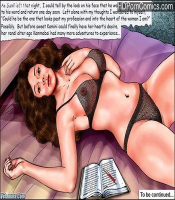 Konfessions Of Kammobai 3 – Guys Night Out Sex Comic