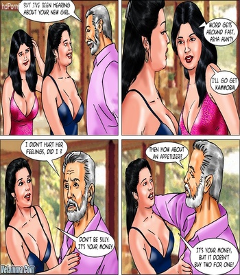 Konfessions Of Kammobai 4 - In Through The Back Door 4 free sex comic