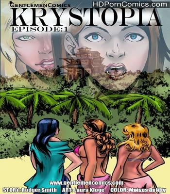 Porn Comics - Krystopia 1 Sex Comic