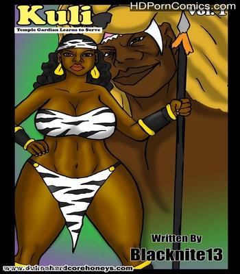 Porn Comics - Kuli 1 Sex Comic