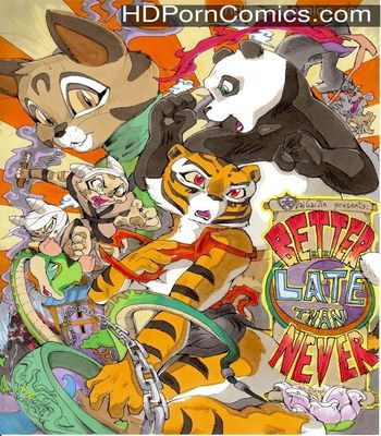 Porn Comics - Kung fu Panda – Better Late than Never free Porn Comic