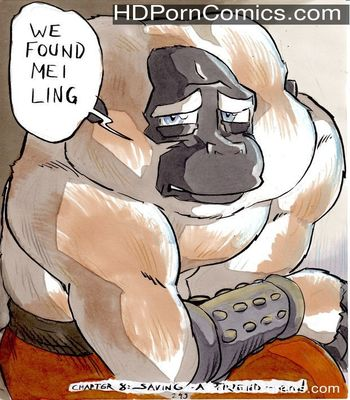 Kung fu Panda - Better Late than Never free Porn Comic