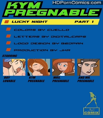 Porn Comics - Kym Pregnable 1 Sex Comic