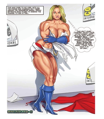 LHArt – Big Blonde Theory 1-2 free Cartoon Porn Comic