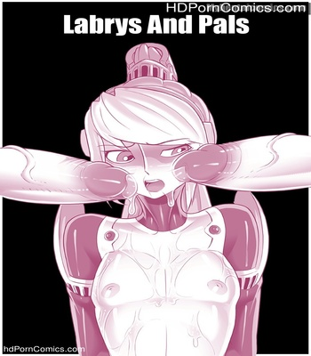 Porn Comics - Labrys And Pals Sex Comic