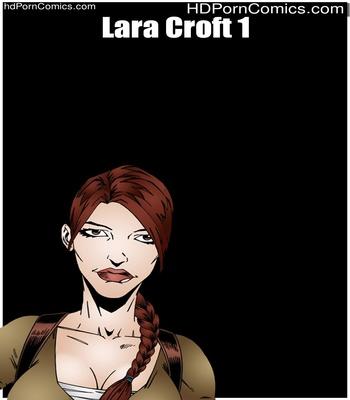 Porn Comics - Lara Croft 1 Sex Comic