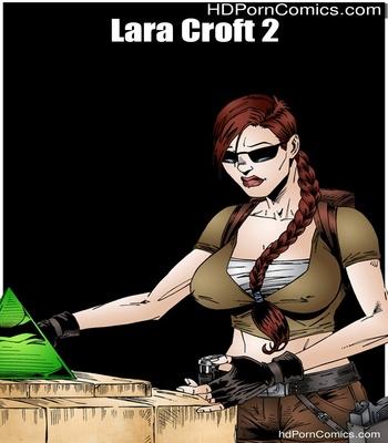 Porn Comics - Lara Croft 2 Sex Comic