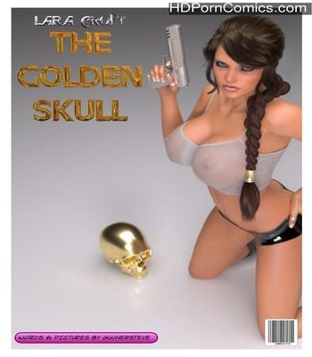 Porn Comics - Lara Croft – The Golden Skull Sex Comic