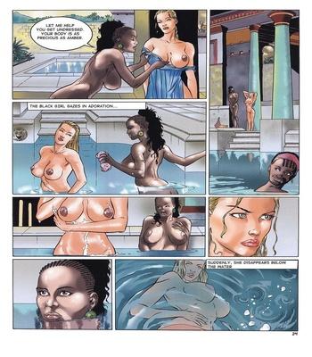 Lara Jones 1 – The Amazons Sex Comic sex 18