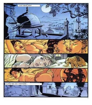 Lara Jones 1 – The Amazons Sex Comic sex 2