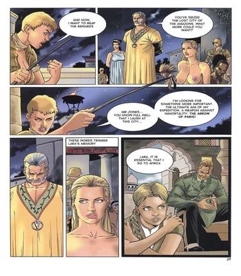 Lara Jones 1 – The Amazons Sex Comic sex 22