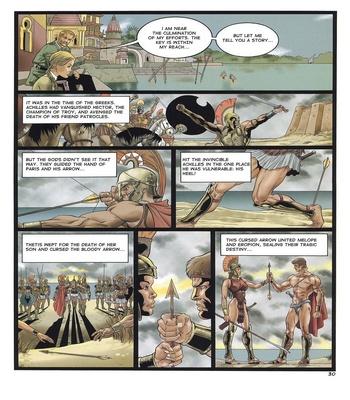 Lara Jones 1 – The Amazons Sex Comic sex 23