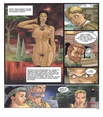 Lara Jones 1 – The Amazons Sex Comic sex 26