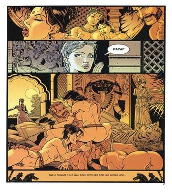 Lara Jones 1 – The Amazons Sex Comic sex 3