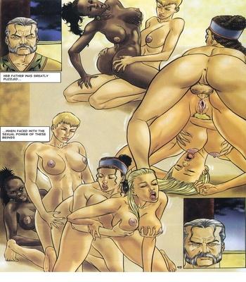 Lara Jones 1 – The Amazons Sex Comic sex 35