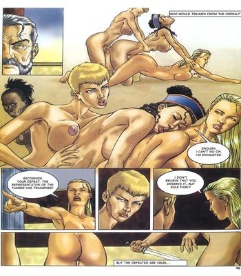 Lara Jones 1 – The Amazons Sex Comic sex 36