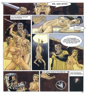 Lara Jones 1 – The Amazons Sex Comic sex 37
