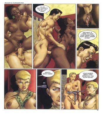 Lara Jones 1 – The Amazons Sex Comic sex 42