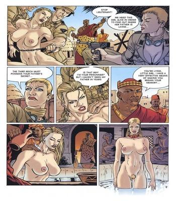 Lara Jones 1 – The Amazons Sex Comic sex 7