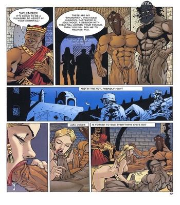 Lara Jones 1 – The Amazons Sex Comic sex 8
