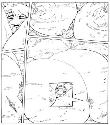 Large Scale Espionage Sex Comic