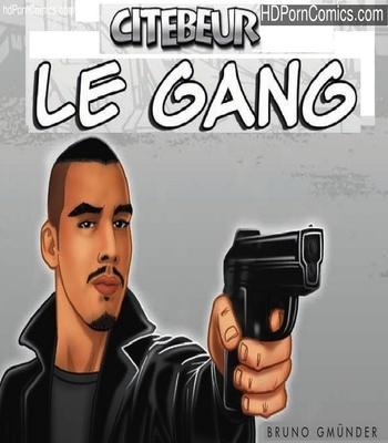 Porn Comics - Le Gang 1 Sex Comic