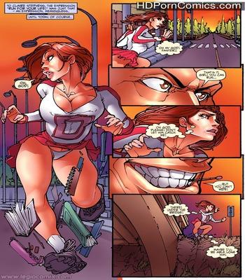 Legio – Sister LUX1 free sex comic