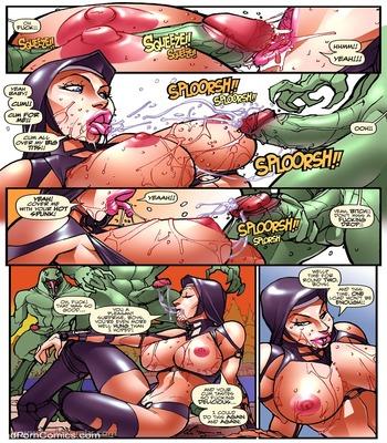 Legio – Sister LUX10 free sex comic