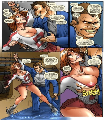 Legio – Sister LUX13 free sex comic