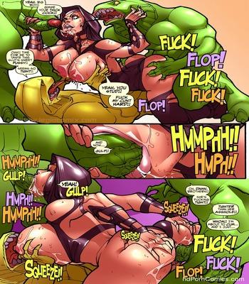 Legio – Sister LUX19 free sex comic