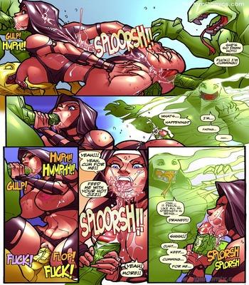 Legio – Sister LUX20 free sex comic
