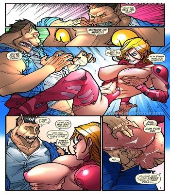 Legio – Sister LUX23 free sex comic