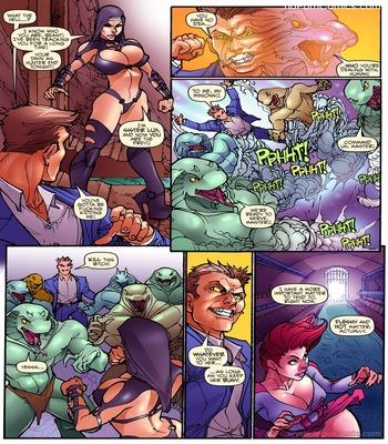 Legio – Sister LUX3 free sex comic