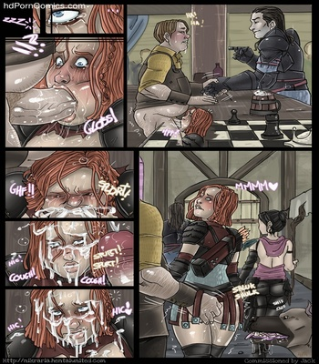 Leliana – Accidental Bargain Chip Sex Comic