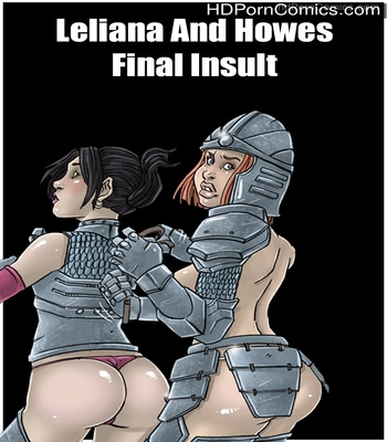 Porn Comics - Leliana And Howes Final Insult Sex Comic