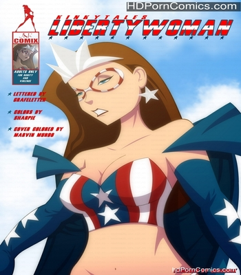 Porn Comics - Liberty Woman 1 Sex Comic